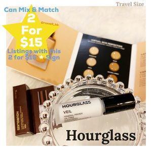 Hourglass • Veil Mineral Primer • Travel Size